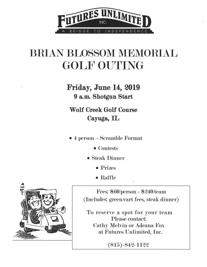 6/14/19 Golf Outing at Wolf Creek Golf Course